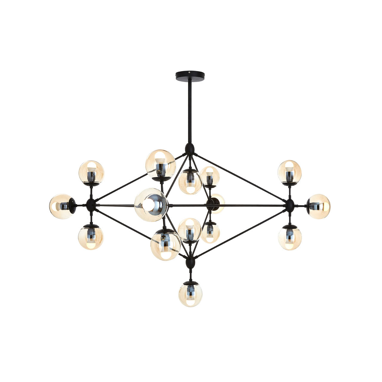 Abira 15 Bulb Pendant Light - Ezzo