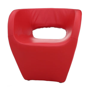 Aldo Chair Red - Ezzo
