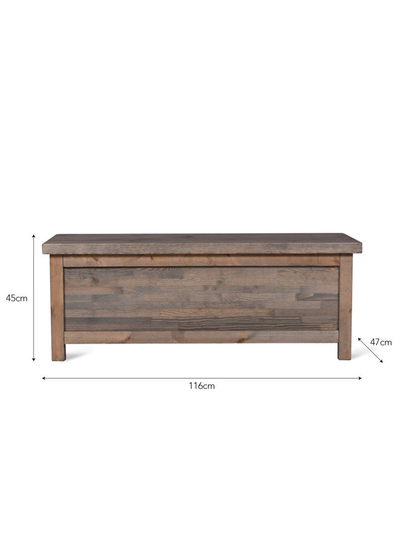 Barrington Hallway Bench Box - Ezzo