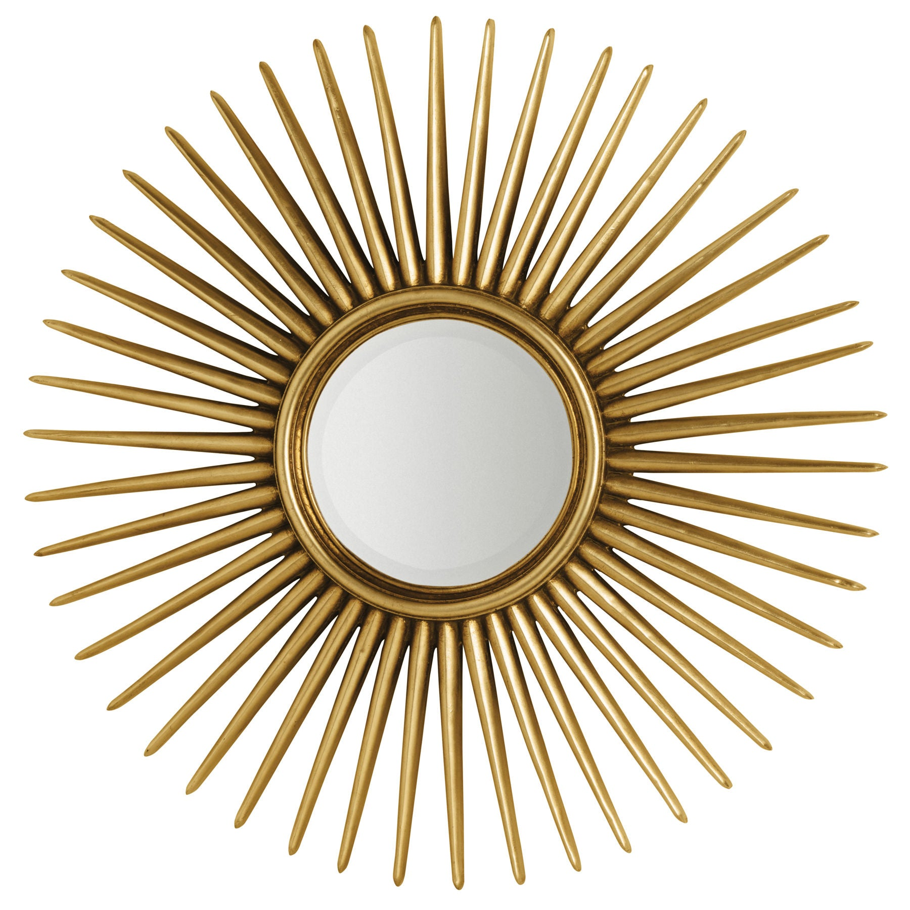 Alfano Wall Mirror Gold - Ezzo