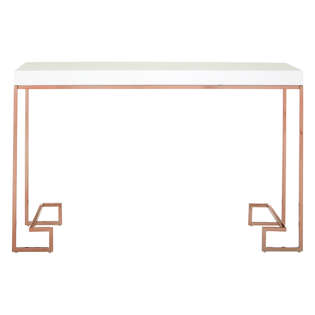 Allure Console Table Bronze - Ezzo
