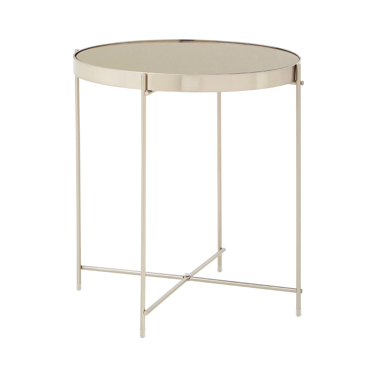 Allure Side Table Grey - Ezzo