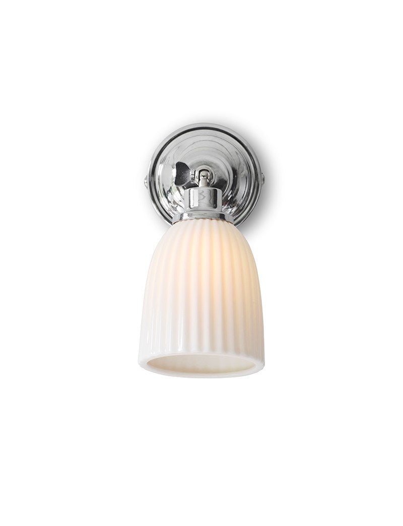 Alma Bathroom Spotlight in Chrome - Ezzo