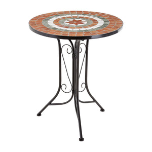 Amalfi Terracotta Table Set - Ezzo