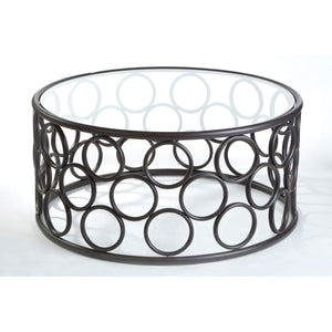 Antalya Round Coffee Table - Ezzo
