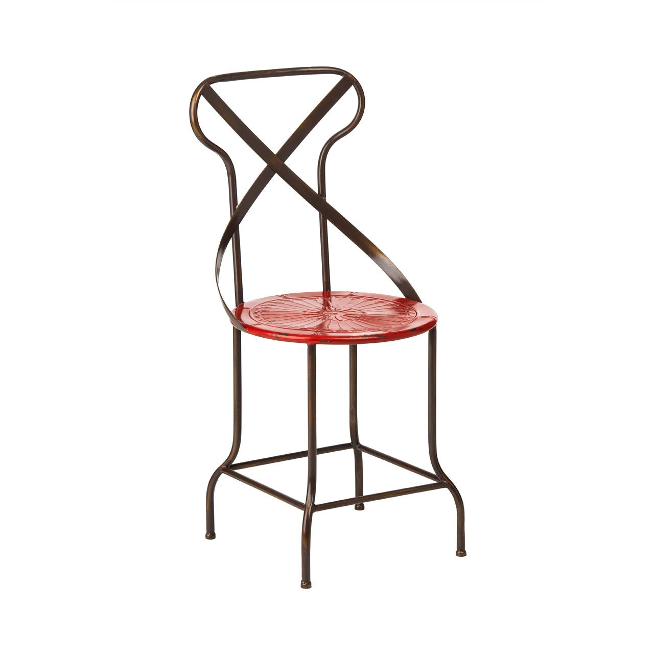 Artisan Chair Red - Ezzo