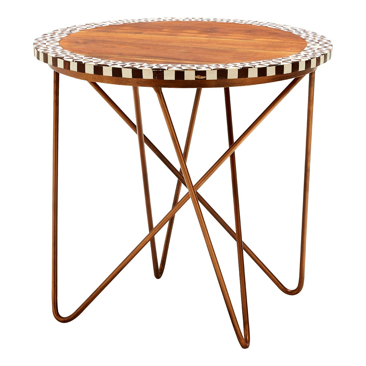 Artisan Round Side Table - Ezzo