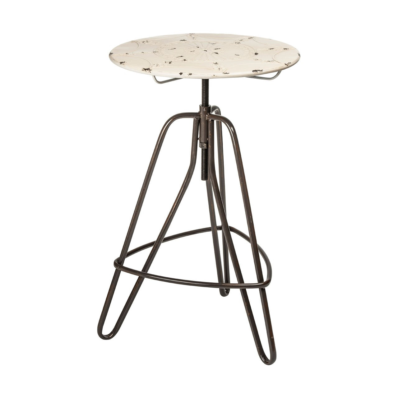 Artisan Lamp Table Cream - Ezzo