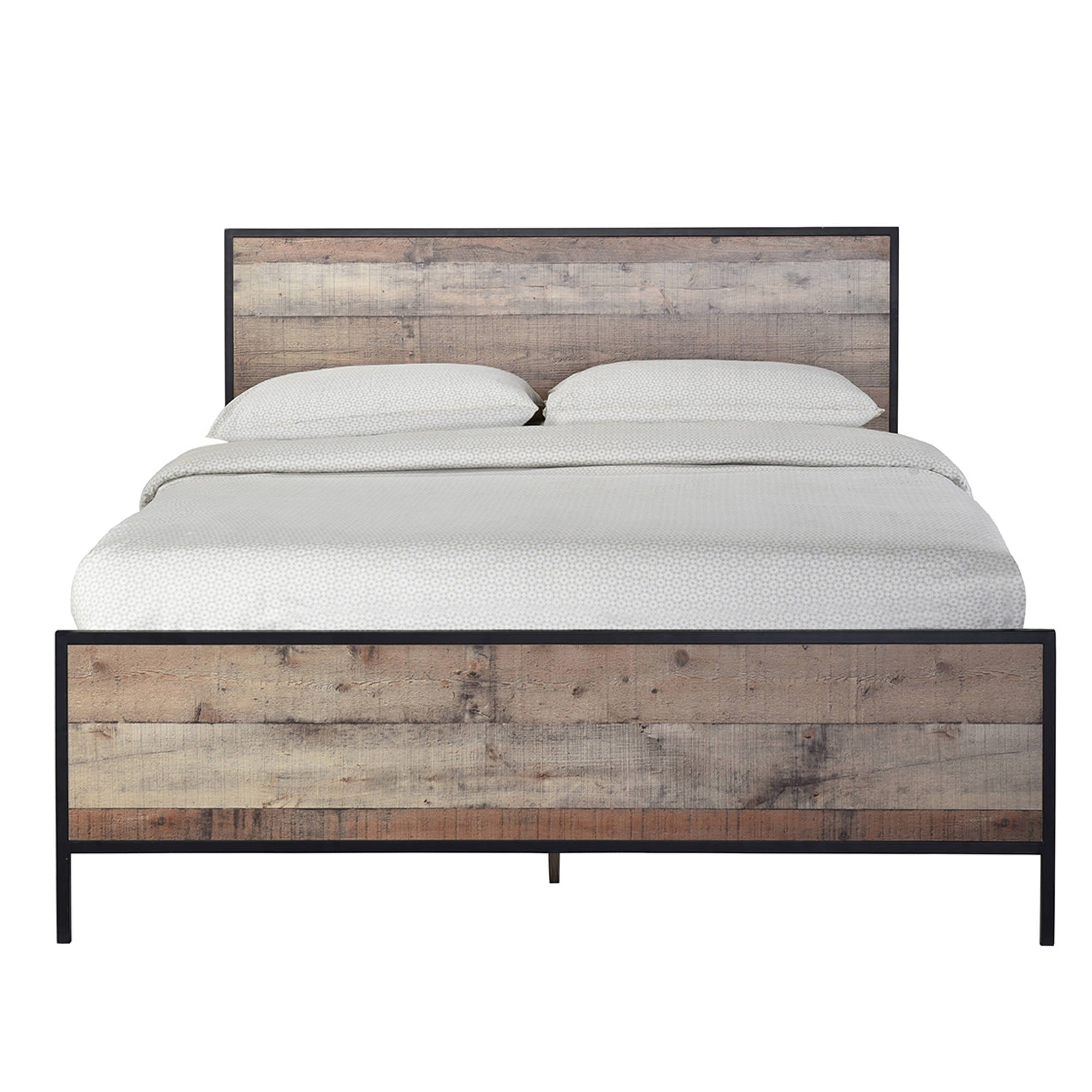 Aske Double Bed - Ezzo