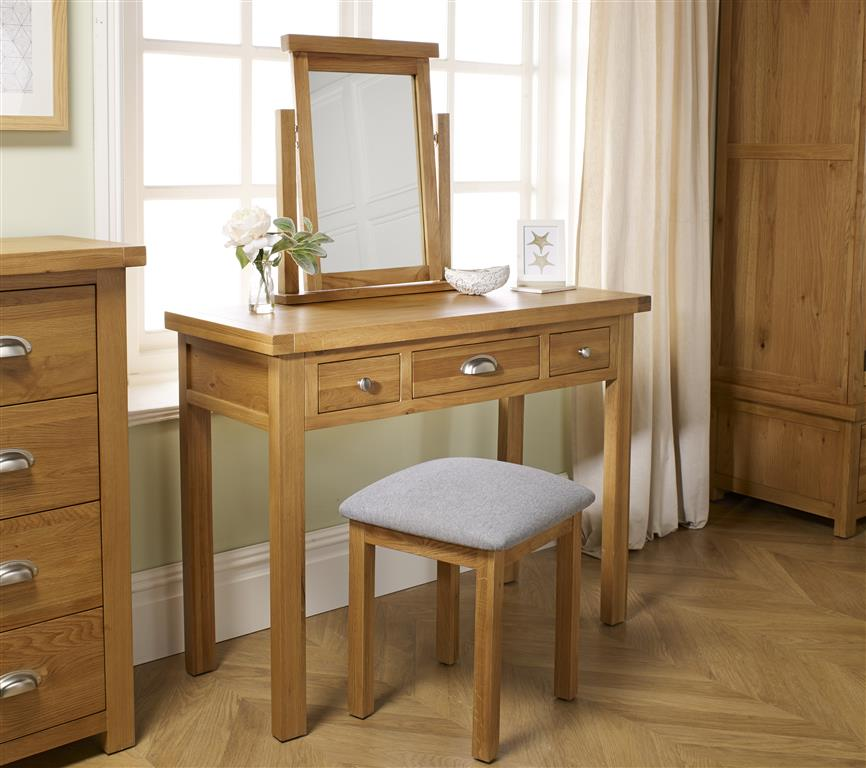 Aspley Dressing Table - Ezzo