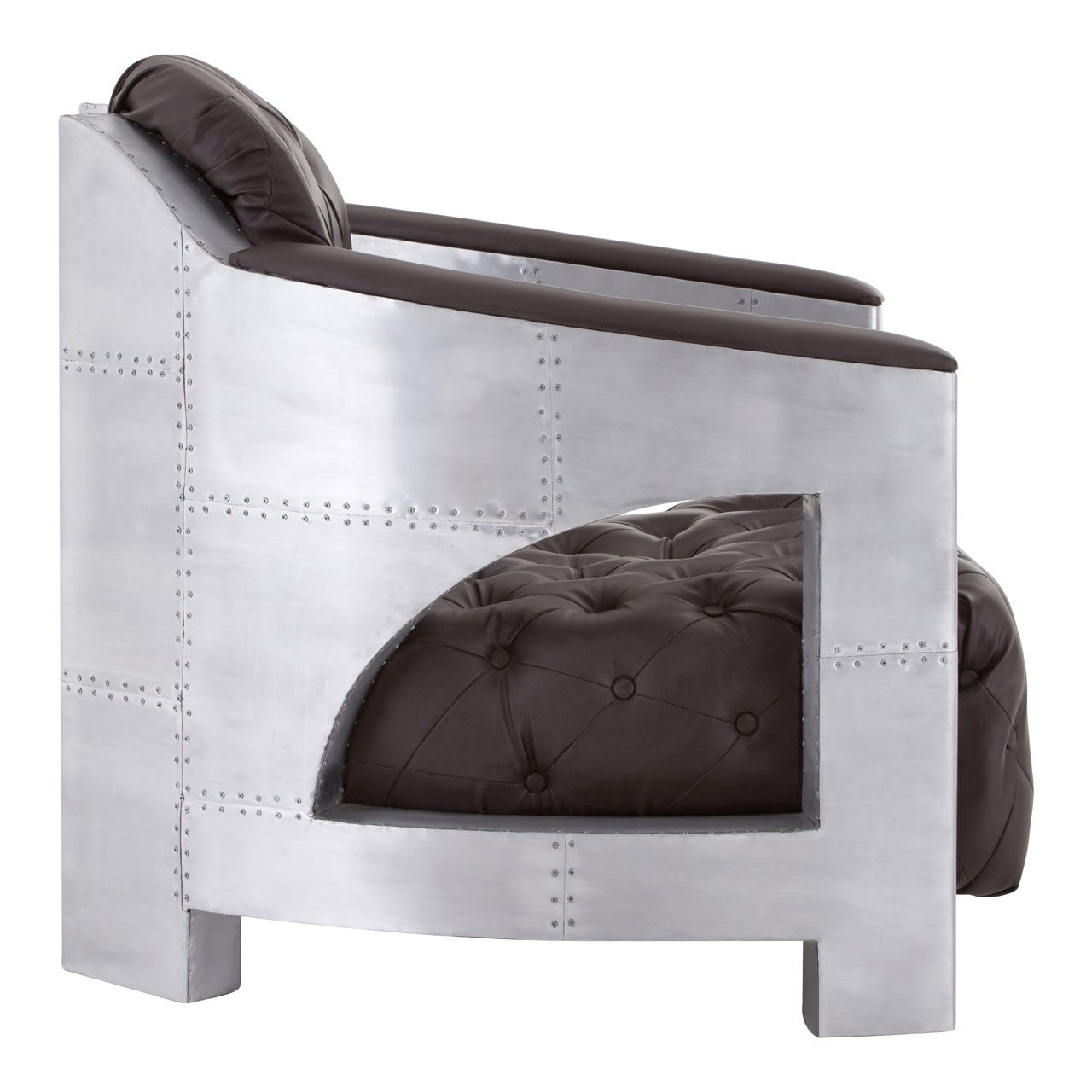 Avro Split Back Armchair - Ezzo
