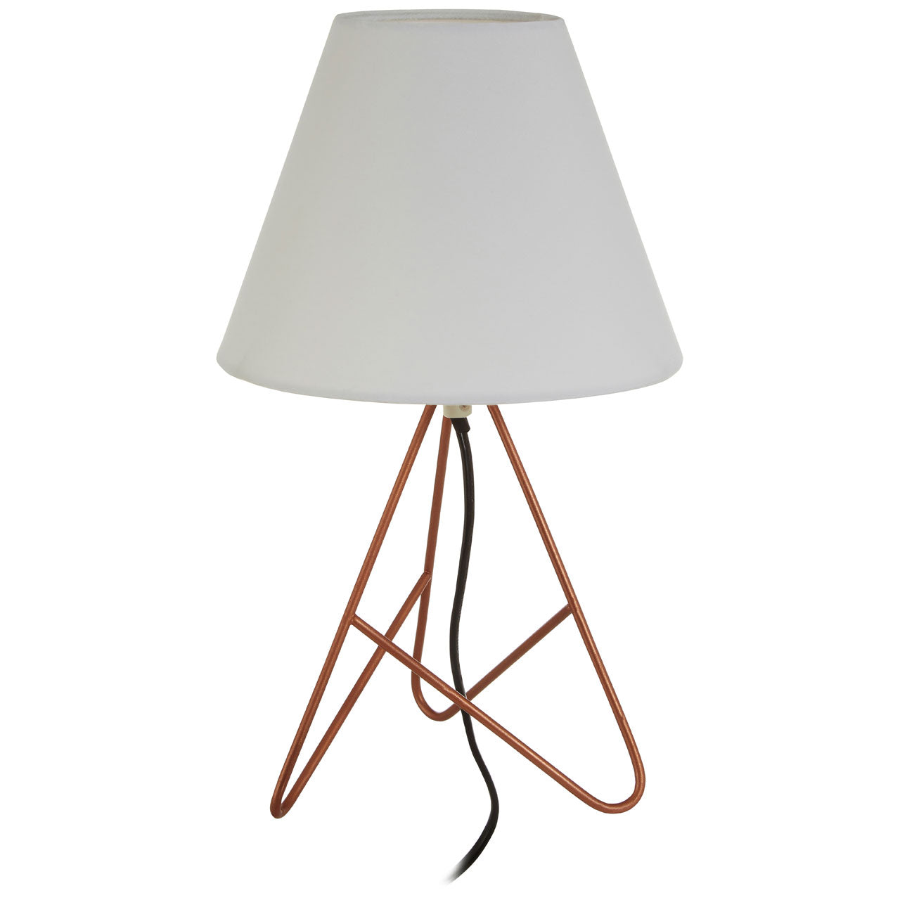 Bardo Table Lamp Copper - Ezzo
