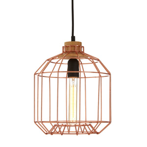Beacan Pendant Light Copper - Ezzo