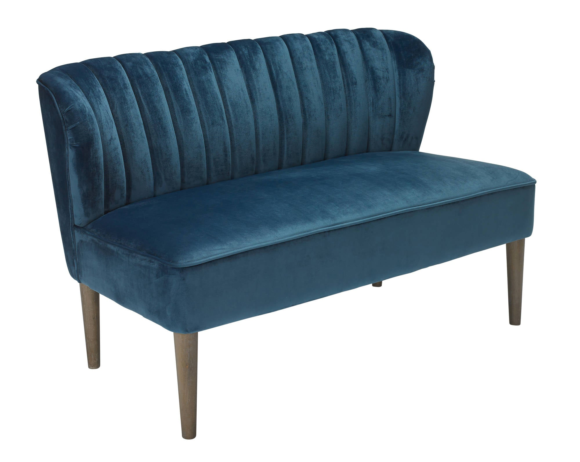Belita Sofa in Midnight Blue - Ezzo