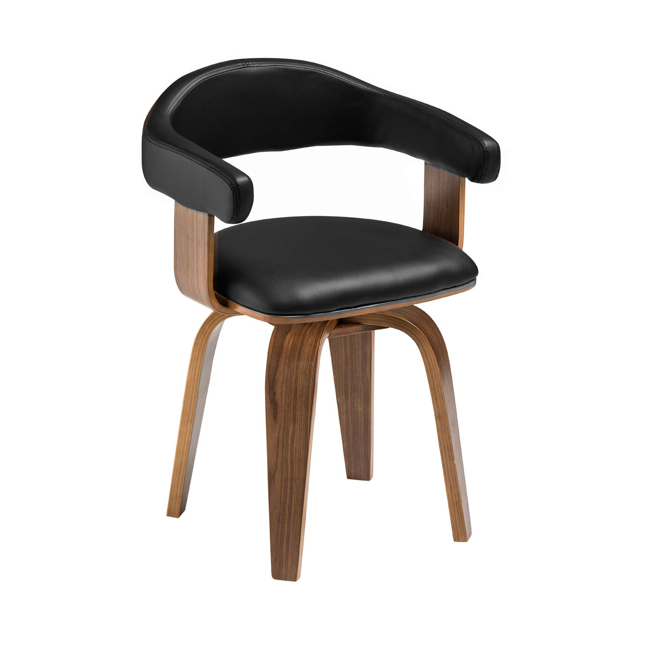 Bentwood Chair in Black - Ezzo