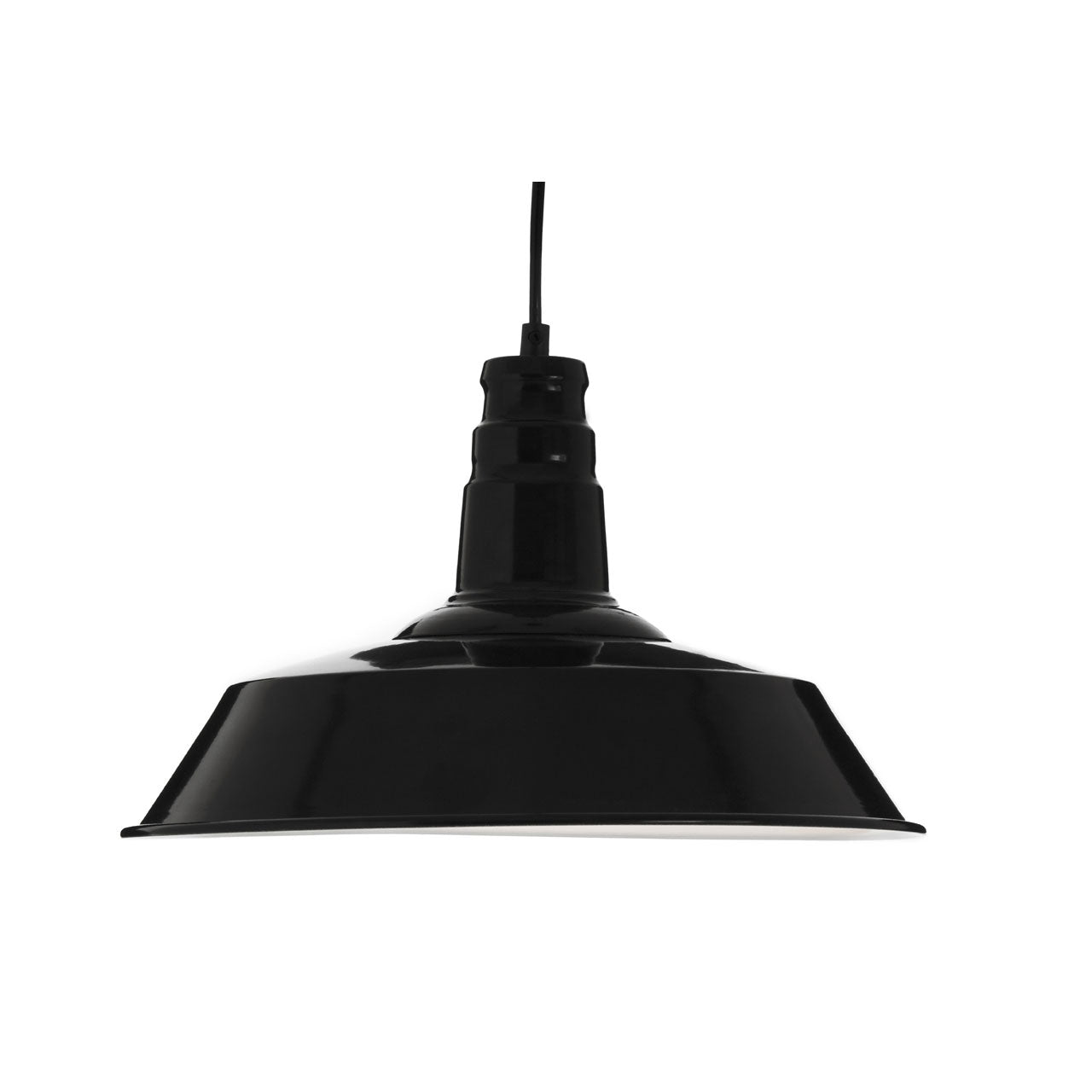 Brant Pendant Light Black - Ezzo