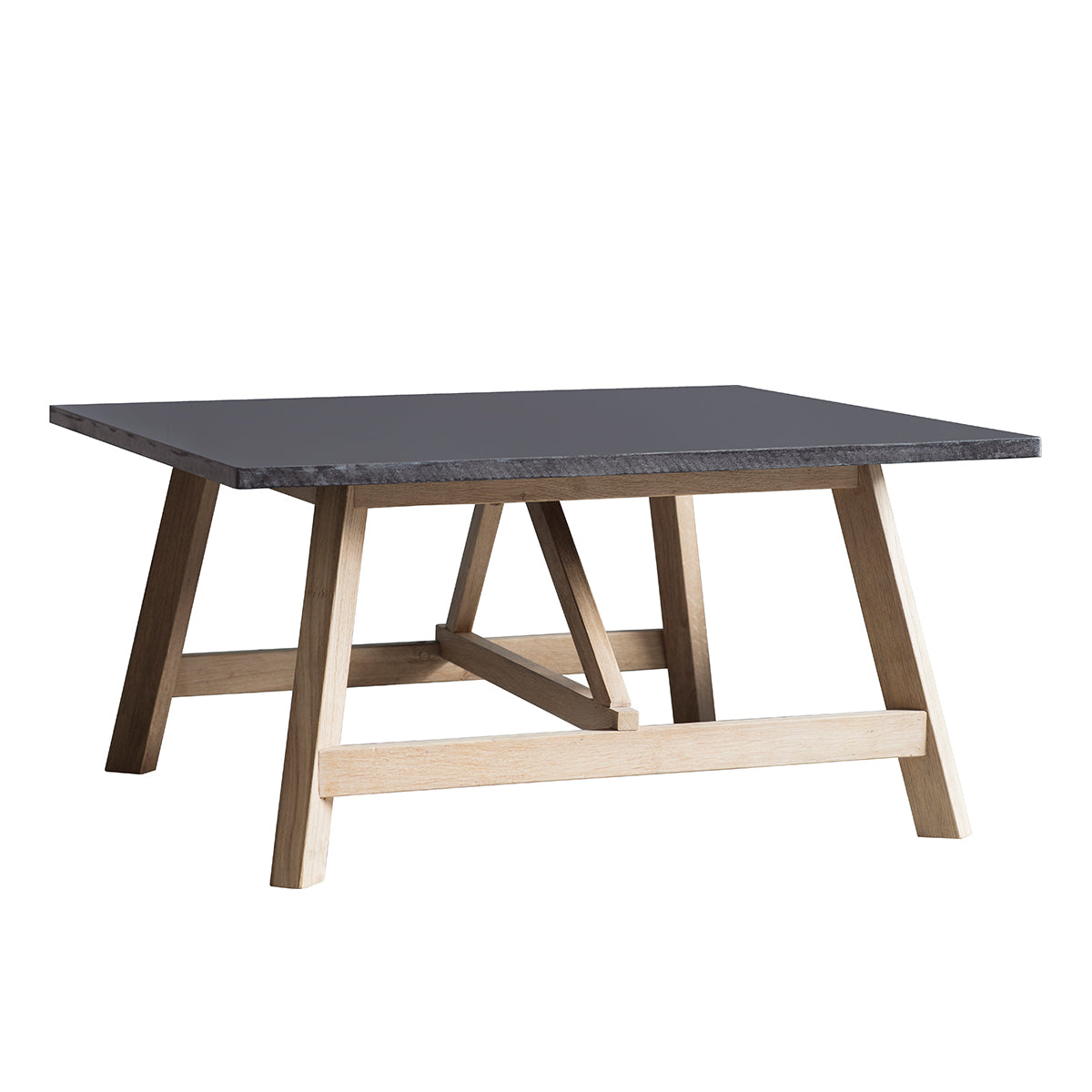 Brockwell Burnished Coffee Table - Ezzo