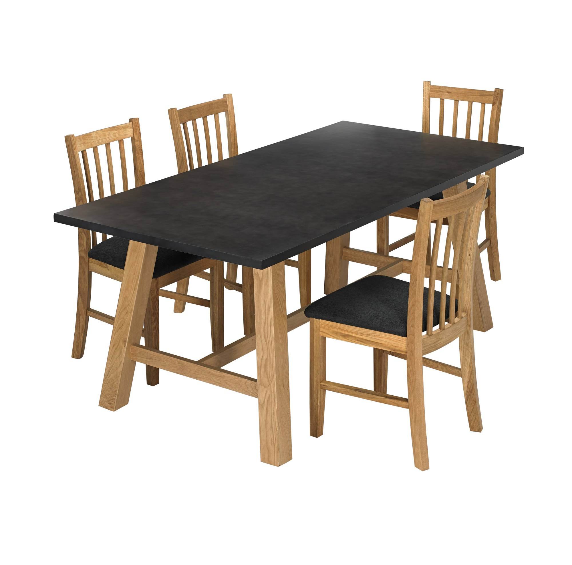 Kilby Large Dining Table - Ezzo