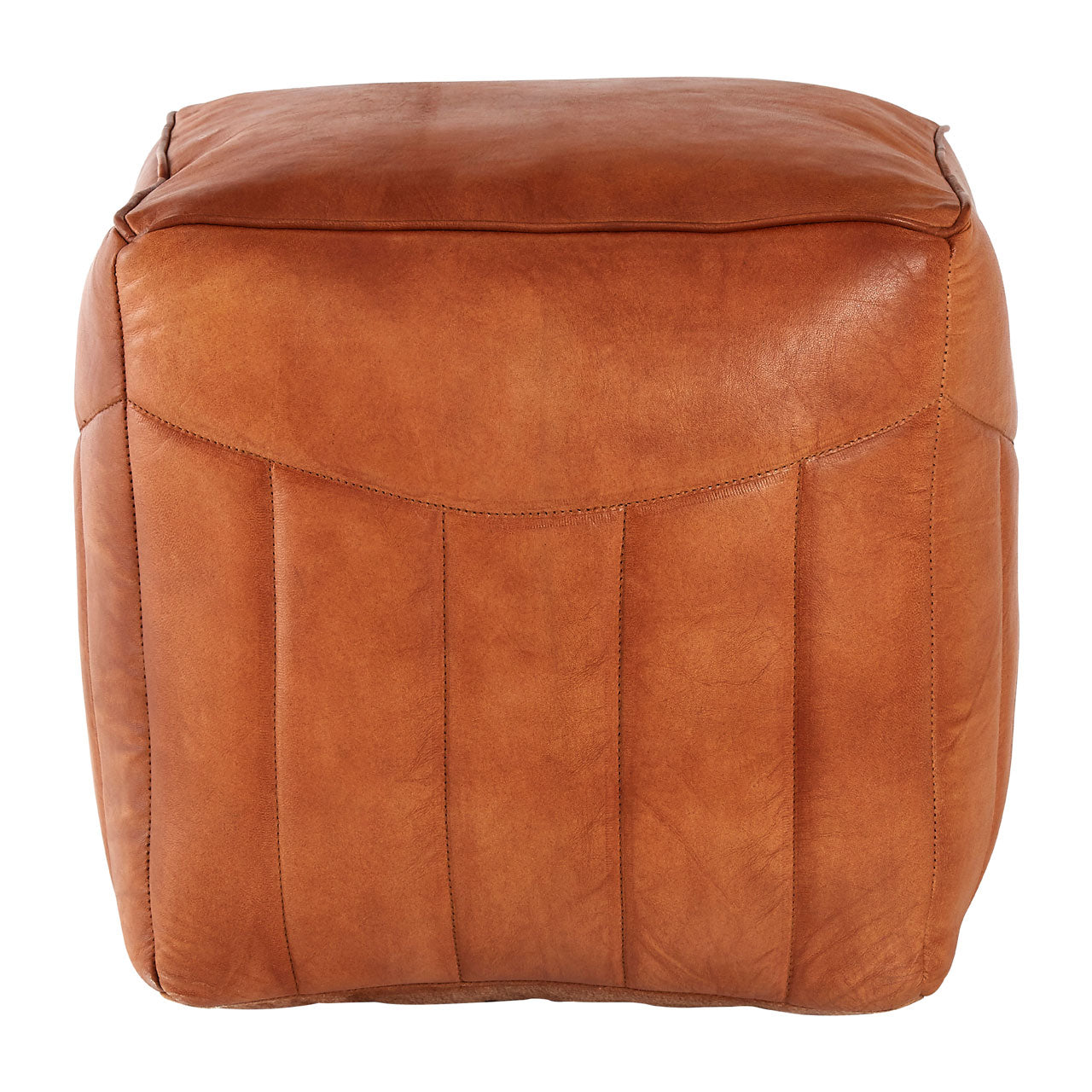 Buffalo Pouffe Brown - Ezzo