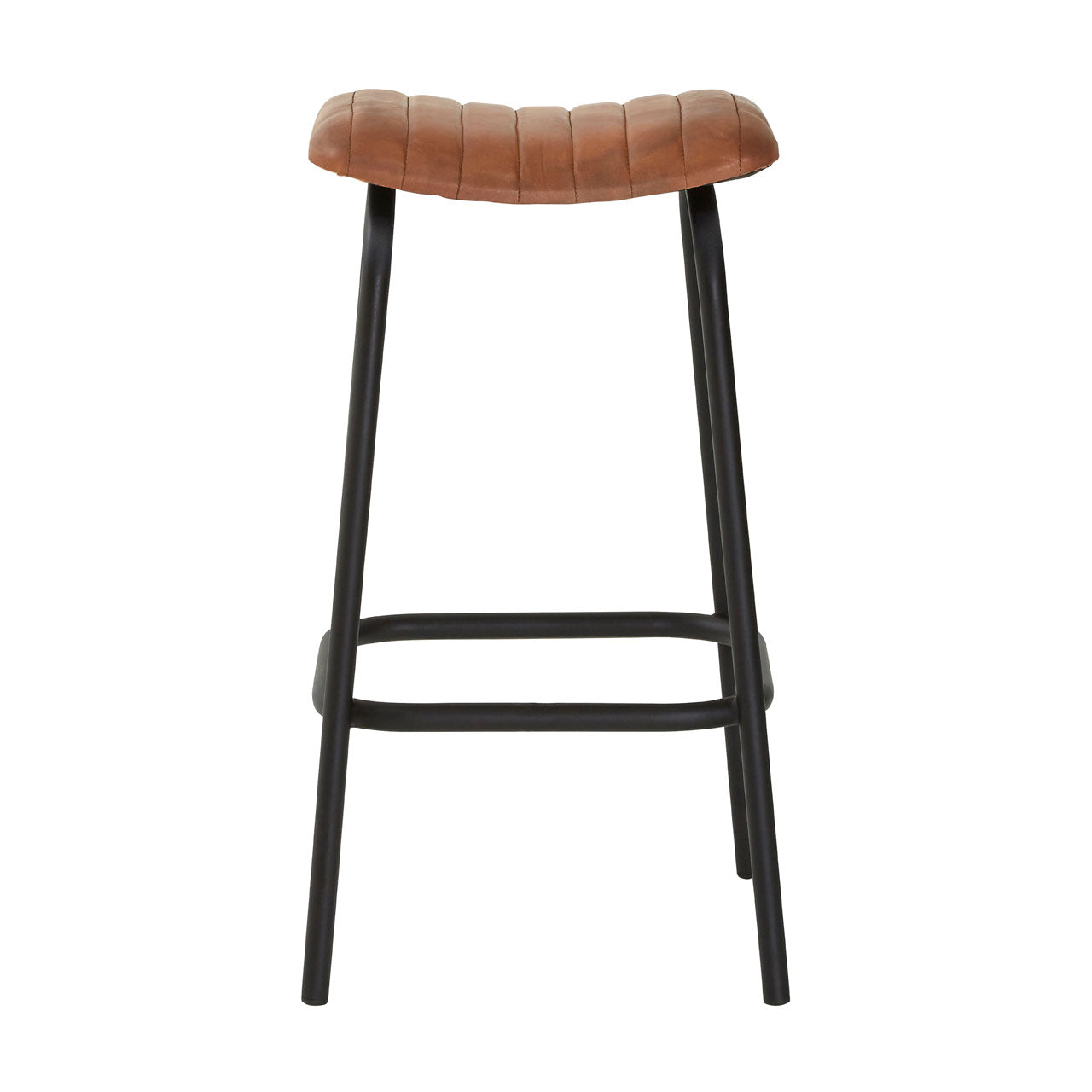 buffalo stool brown