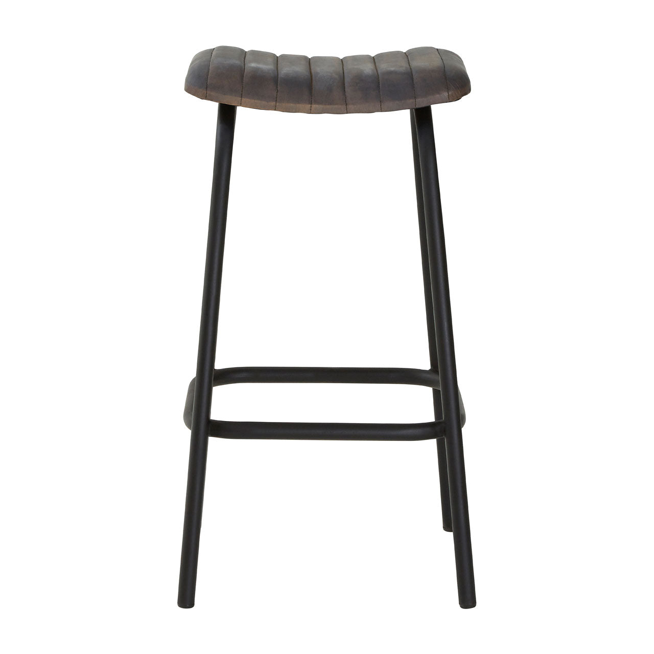 Buffalo Stool Antique Blue - Ezzo