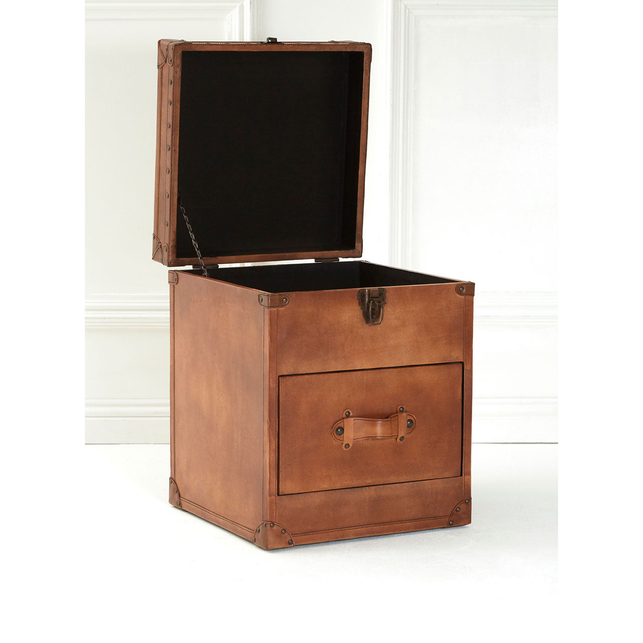 Buffalo Storage Chest Brown - Ezzo