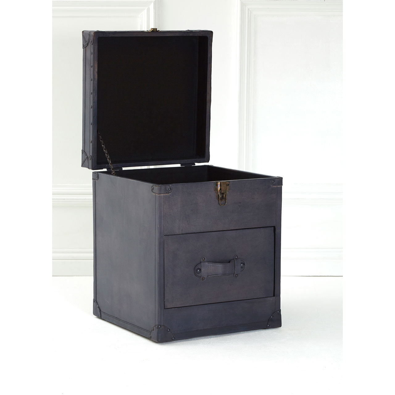 Buffalo Storage Chest Blue - Ezzo