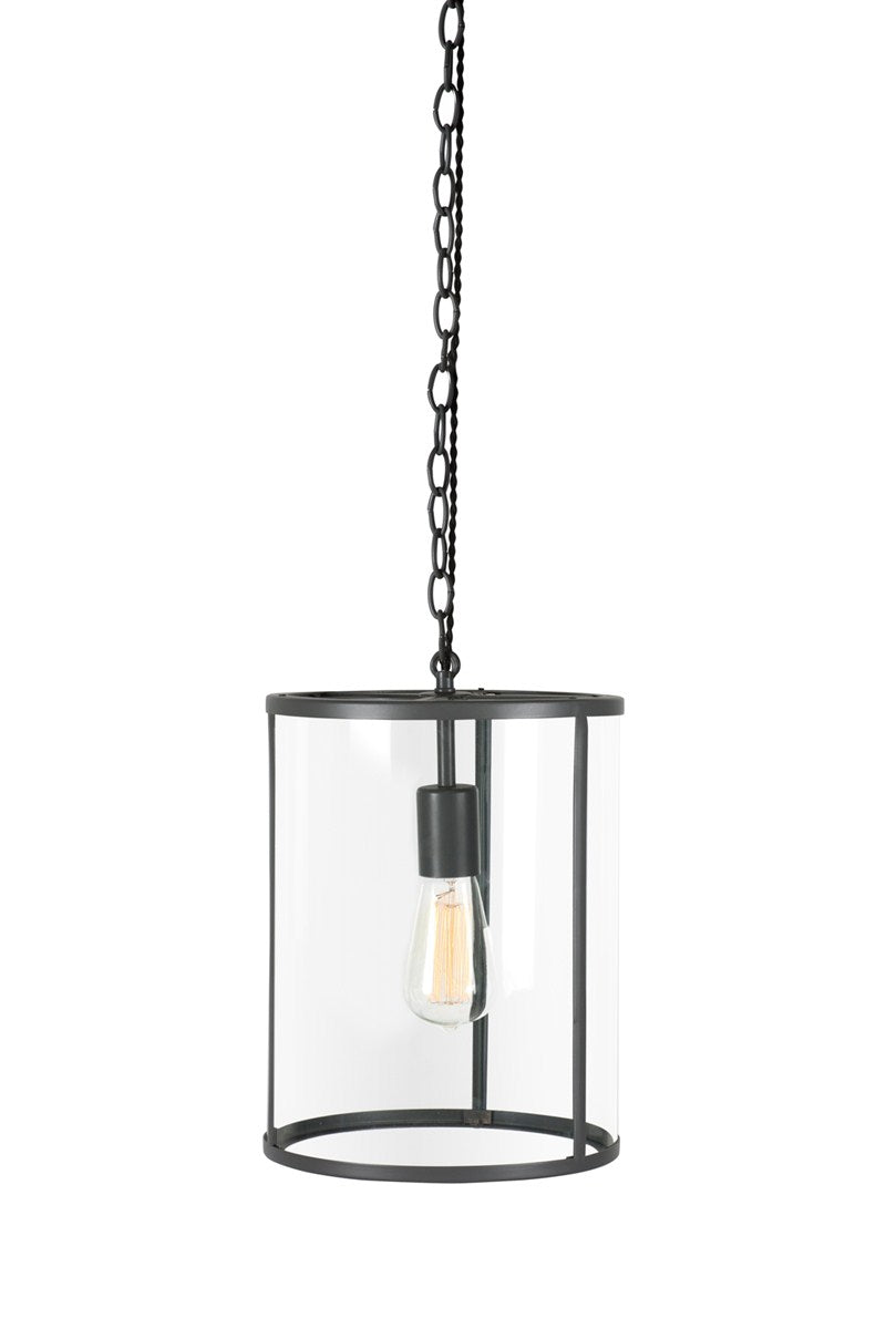 Cadogan Pendant Light in Charcoal - Ezzo