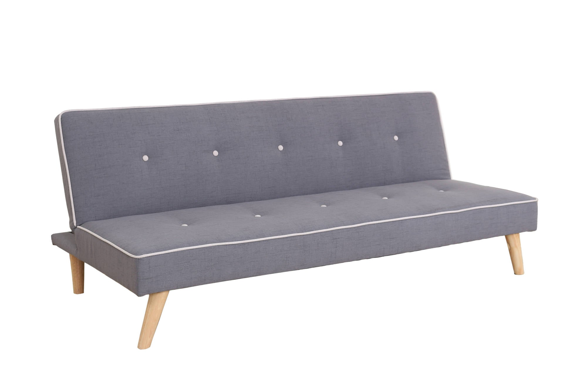 Candace Sofa Bed in Grey - Ezzo