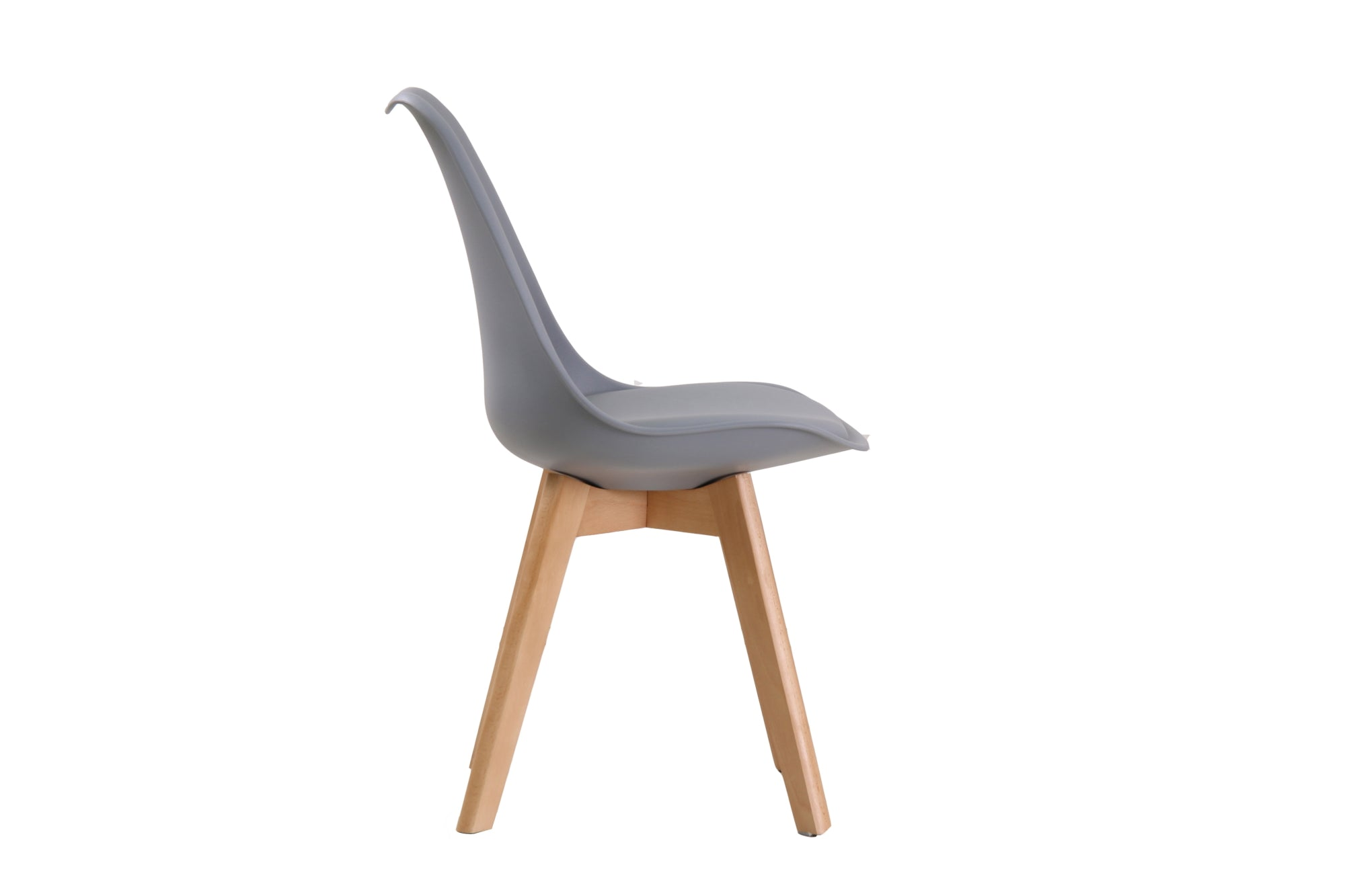 Cesaire Dining Chair in Grey - Ezzo