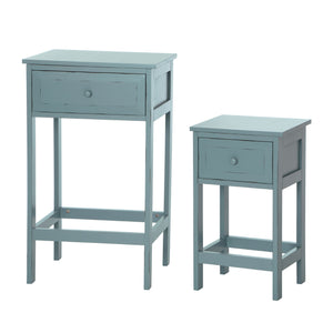 Chatelet Set Of 2 Tables - Ezzo