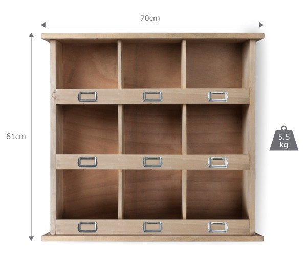 Calmsdon Wall Unit - Ezzo