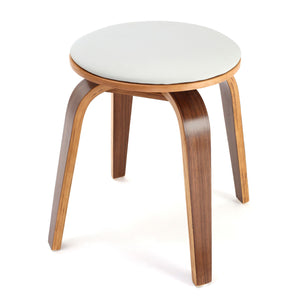 Chic Stool in White - Ezzo