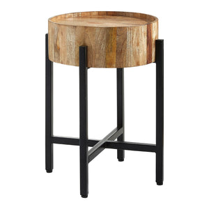 Crest Side Table - Ezzo