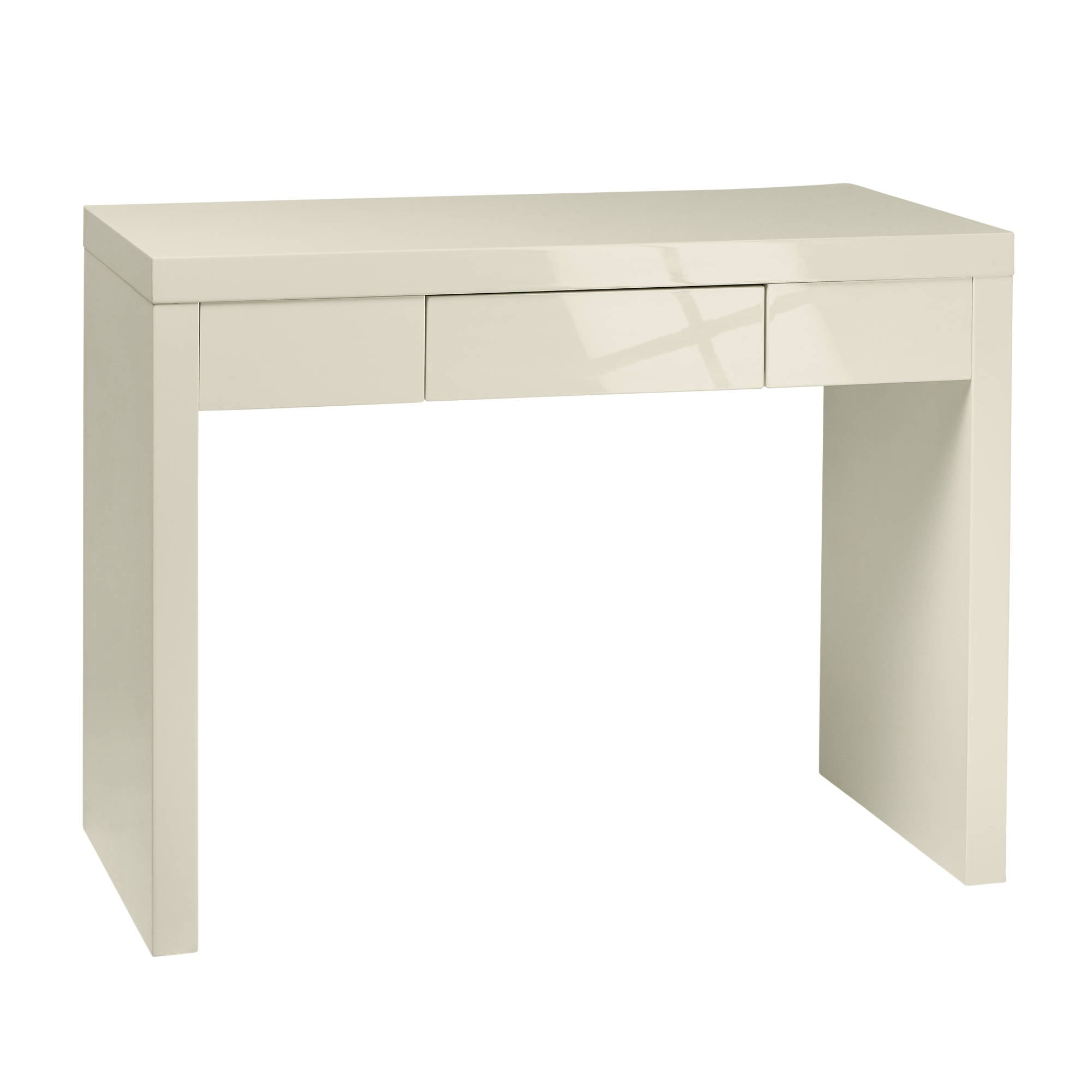 Cuba Console Table in Cream - Ezzo