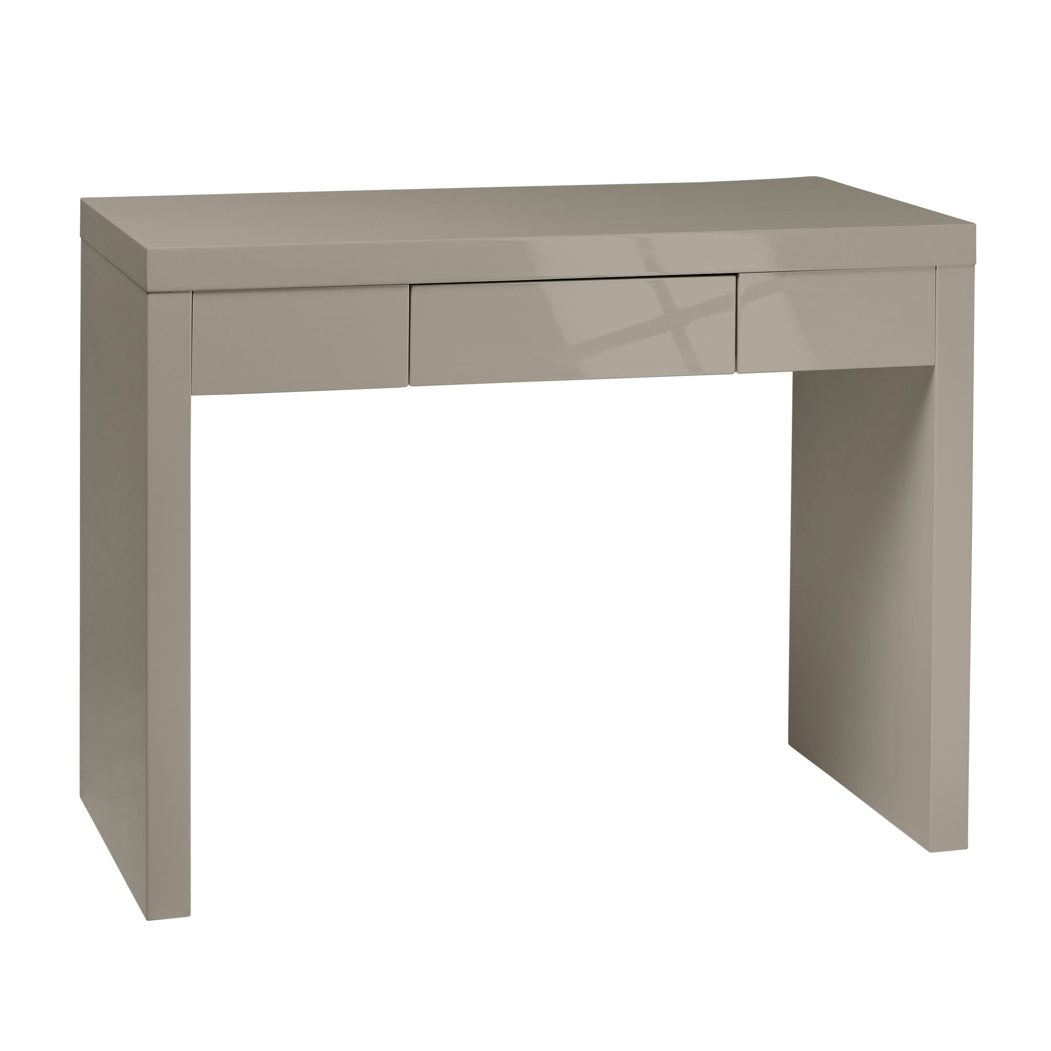 Cuba Console Table in Stone - Ezzo