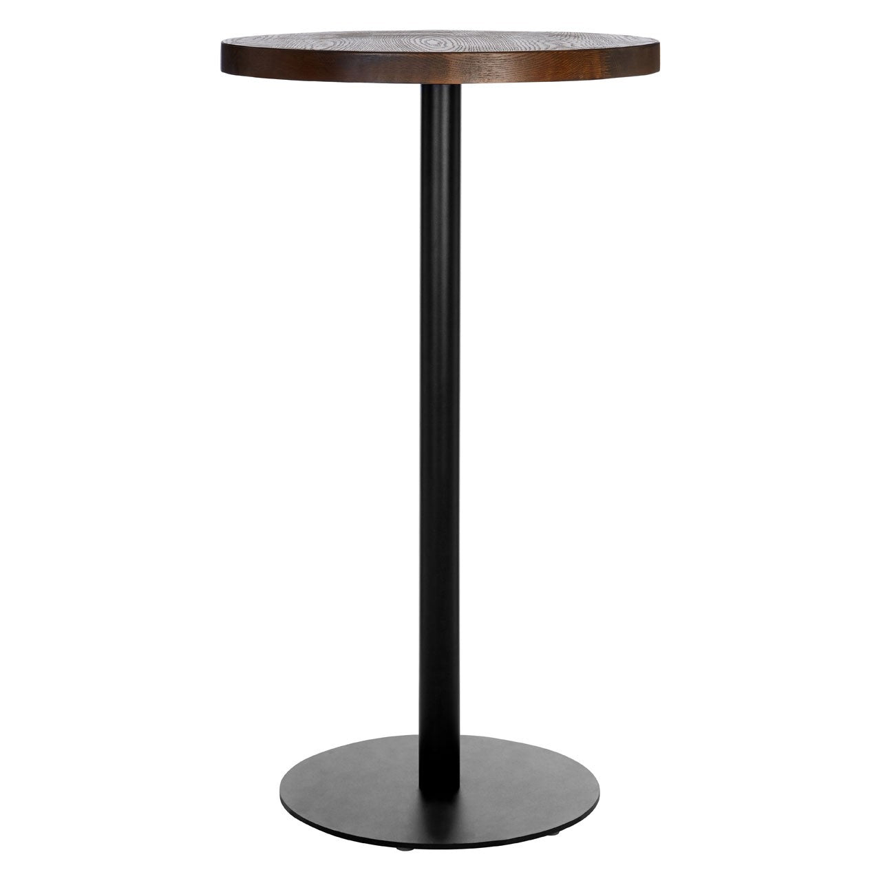 Dalston Walnut and Rubberwood Bar Table - Ezzo