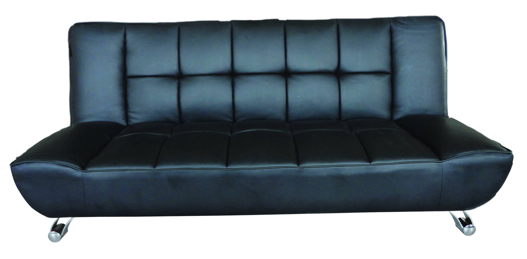 Dernier Sofa Bed in Black - Ezzo