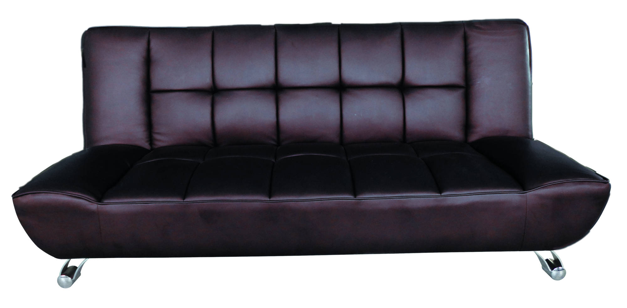 Dernier Sofa Bed in Brown - Ezzo