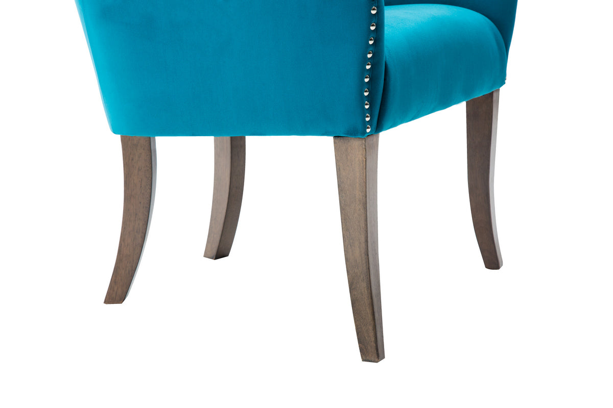 Elise Chair in Blue - Ezzo