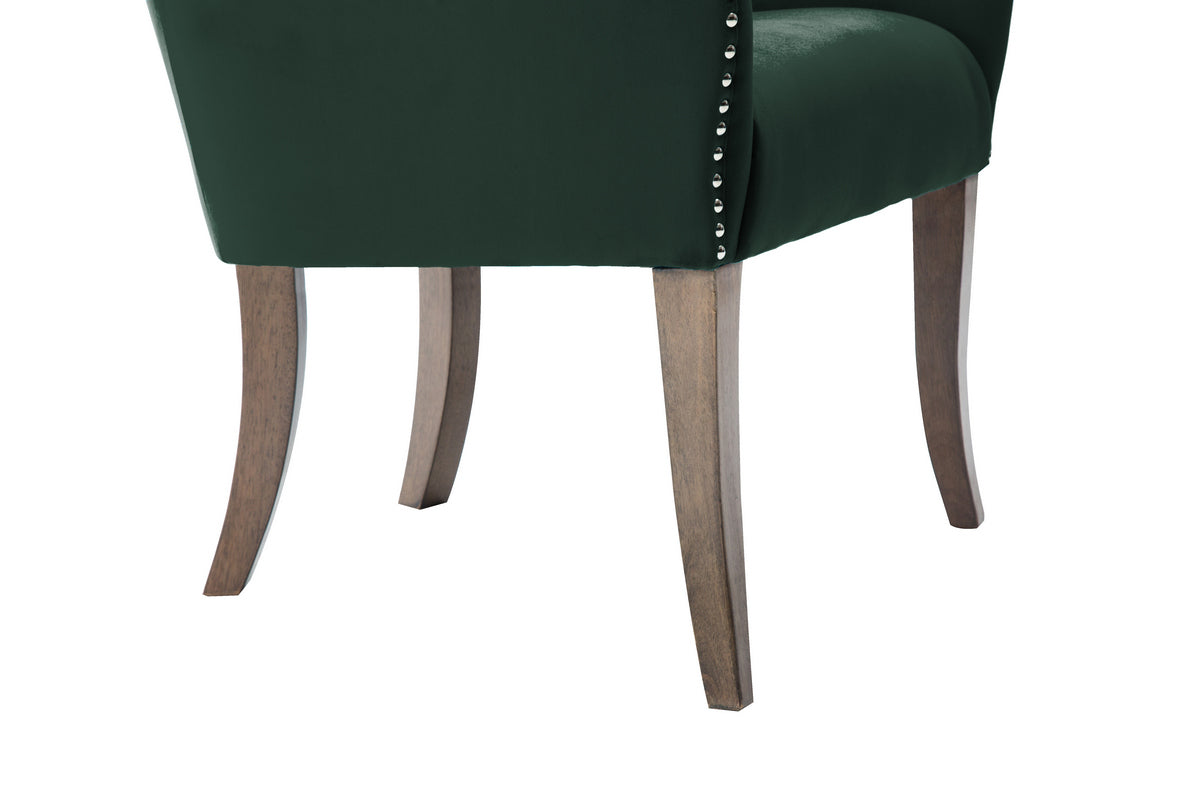 Elise Chair in Green