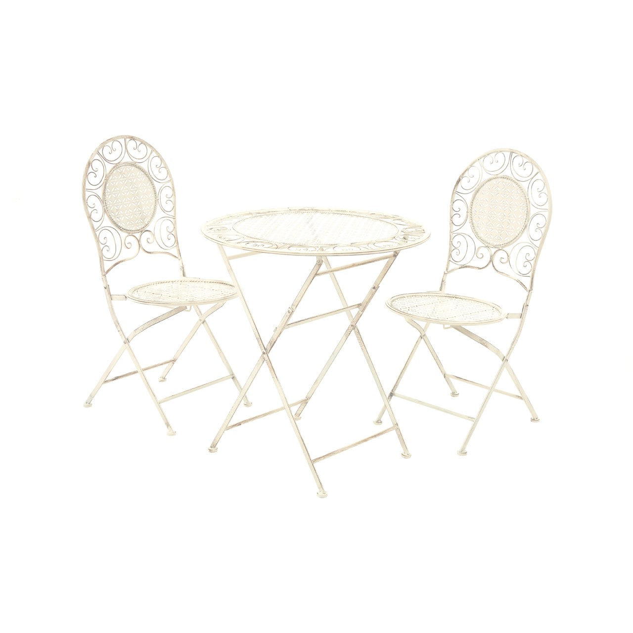 Finchwood Jardin Cream Table Set - Ezzo