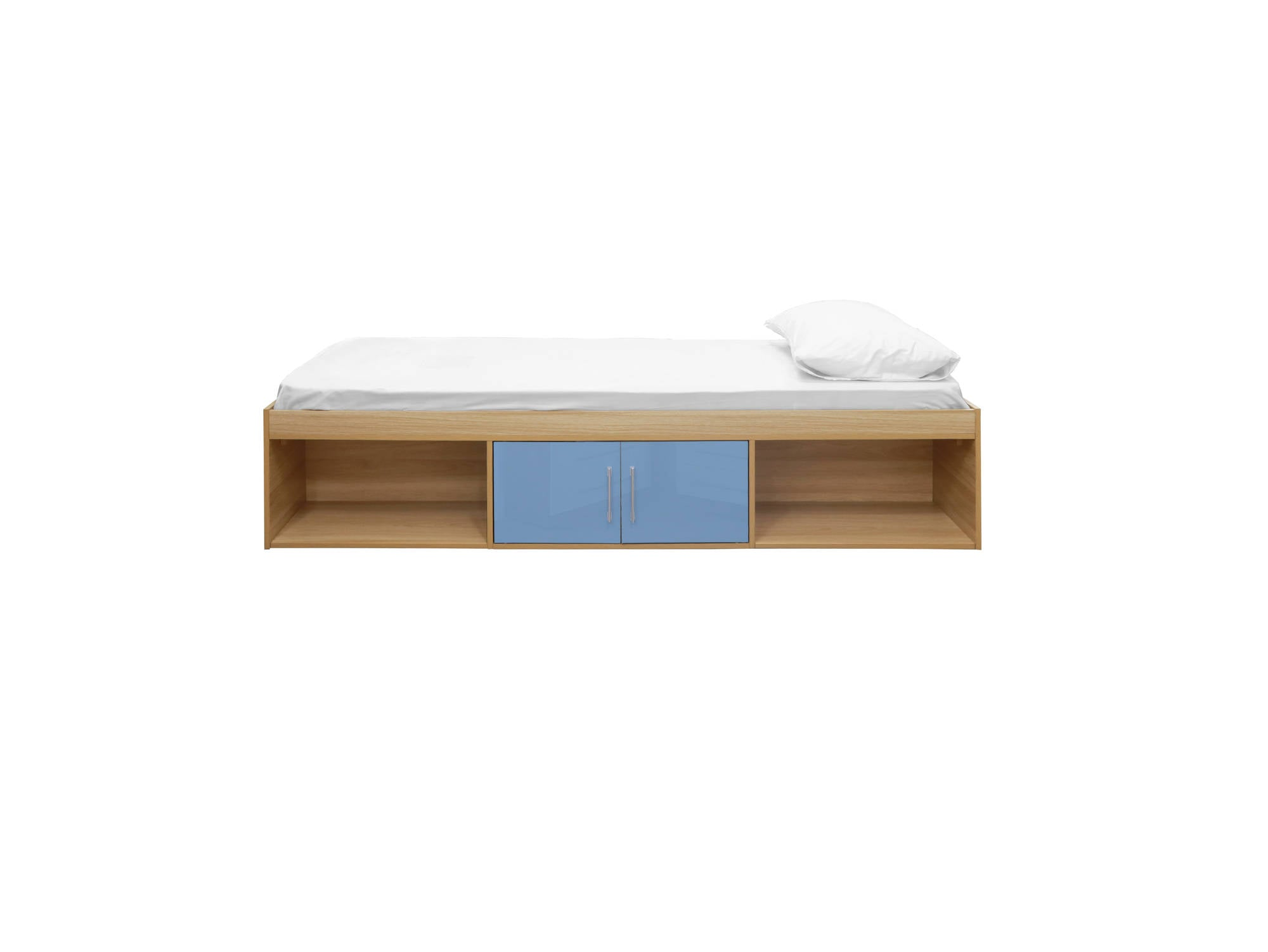 Franklin Cabin Bed in Blue - Ezzo