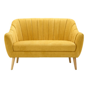 Gottenberg Sofa in Yellow - Ezzo