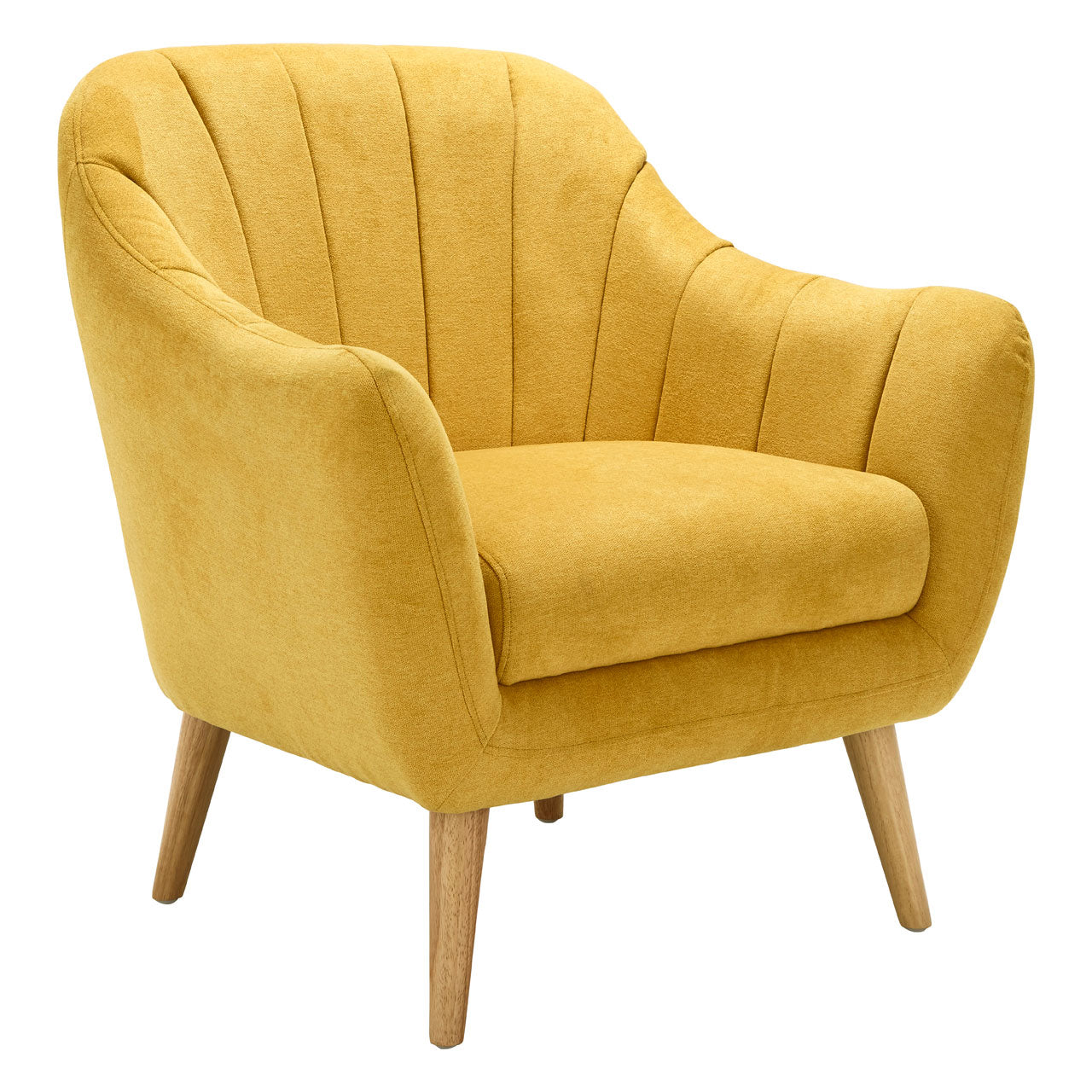 Gottenburg Armchair Yellow - Ezzo