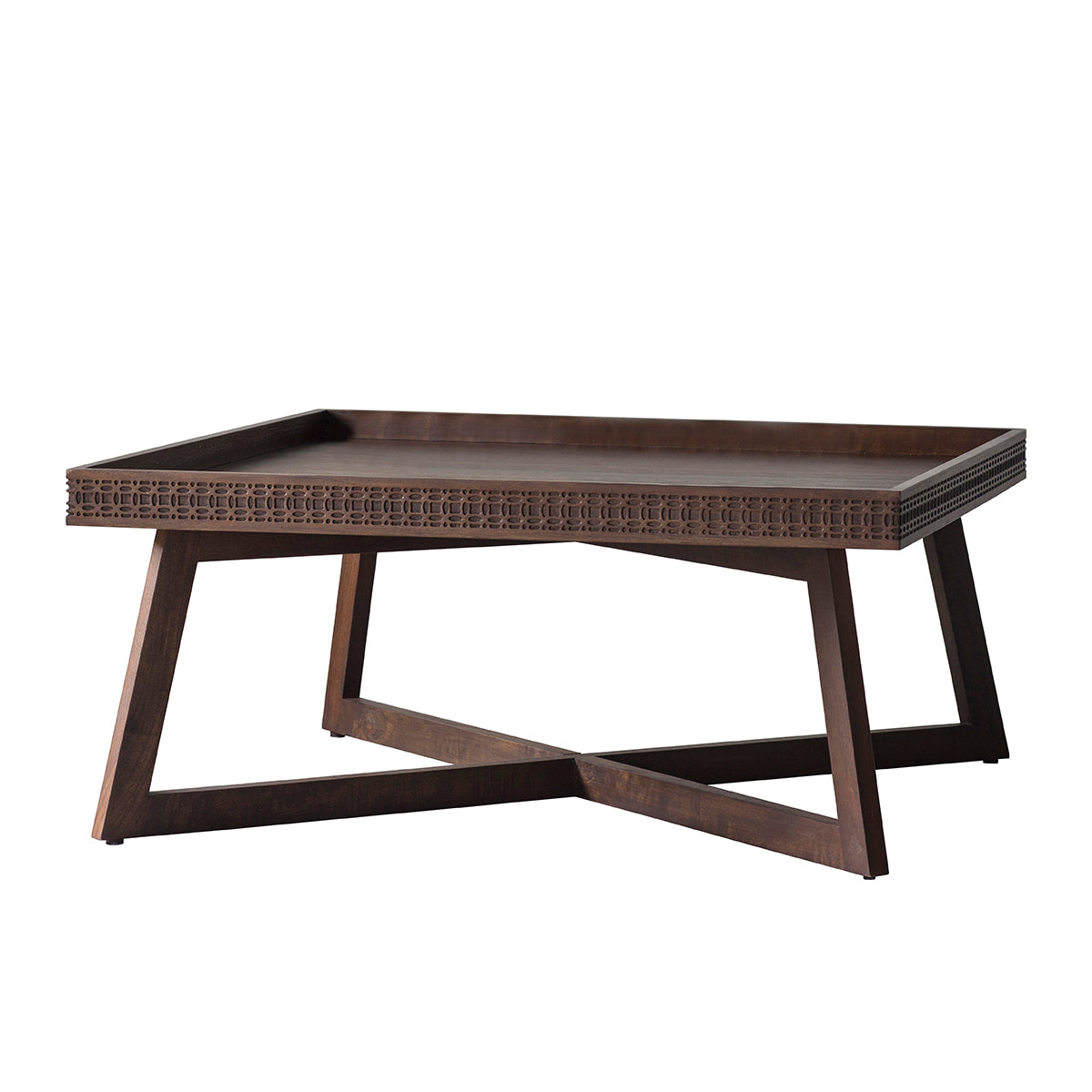 Greenwich Coffee Table in Natural - Ezzo