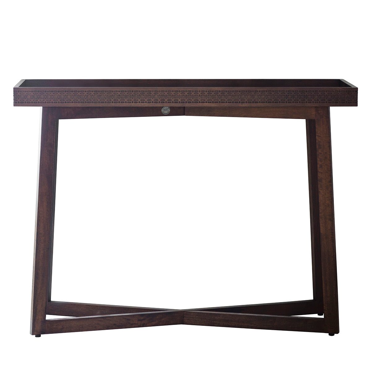 Greenwich Console Table in Natural - Ezzo