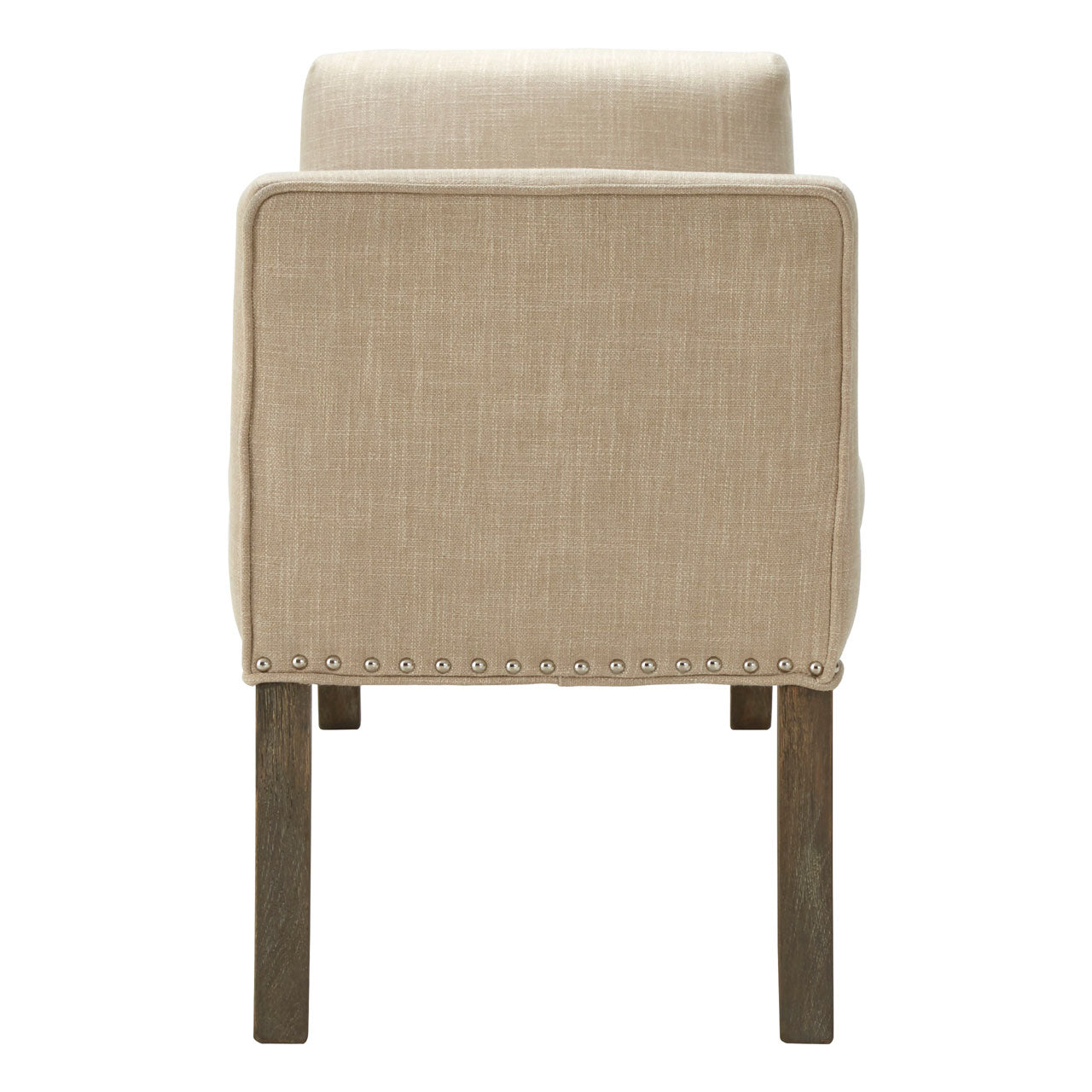 Kensington Townhouse Bench Beige