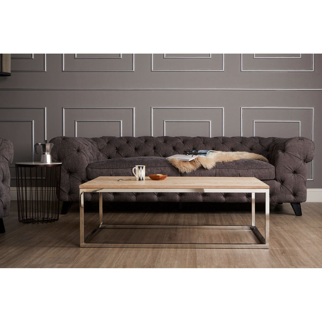Harrington Sofa Grey