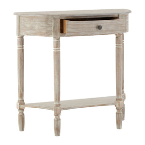 Heritage Console Table Natural